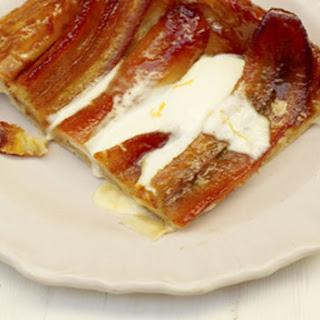 Banana Tart Tartin Recipe