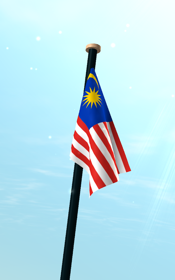 Malaysia flag 3d wallpaper android apps on google play for 3d wallpaper for home malaysia