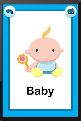Baby Flash Cards- screenshot