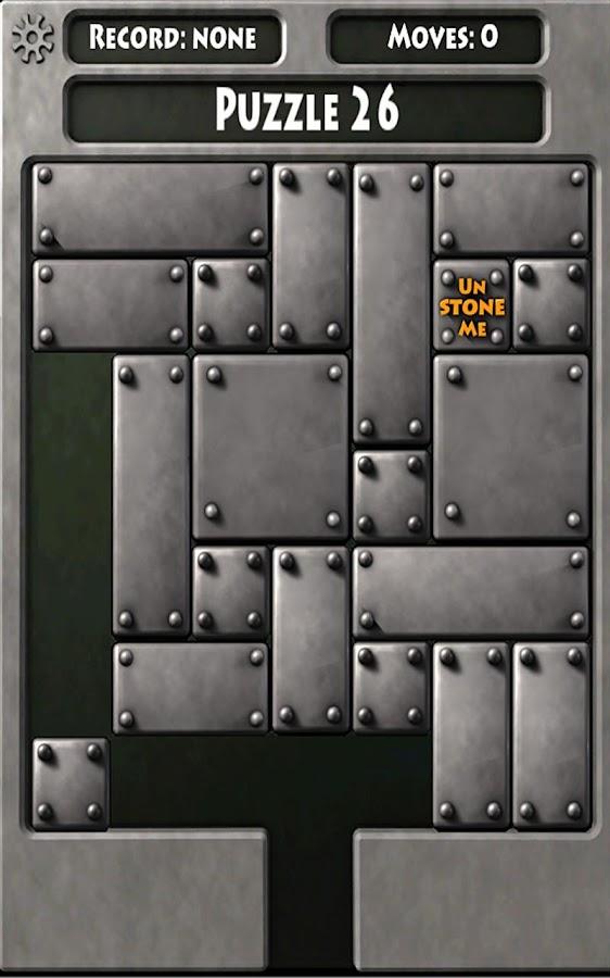 Unstone Me Pro- screenshot