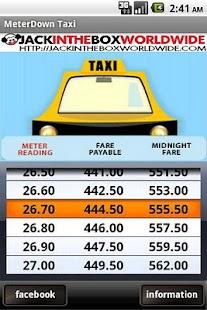 MeterDown™ - Mumbai Taxi - screenshot thumbnail