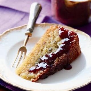 Flour-Free Orange and Lavender Cake Recipe
