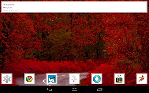 Google Now Card Icon Theme - screenshot thumbnail