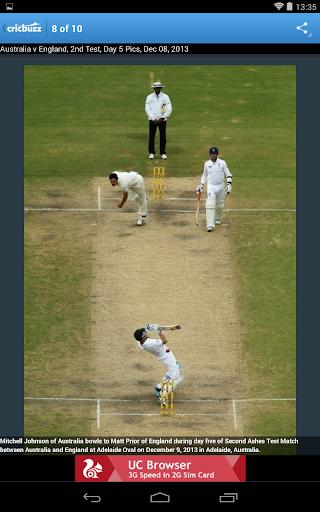 Cricbuzz Cricket Scores & News for PC