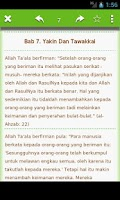 Screenshot of Riyadhus Shalihin Indonesia