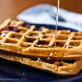 Fat-free Vanilla or Blueberry Waffles