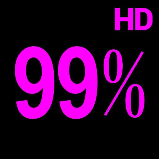 BN Pro Percent-b Neon HD Text 程式庫與試用程式 App LOGO-APP試玩
