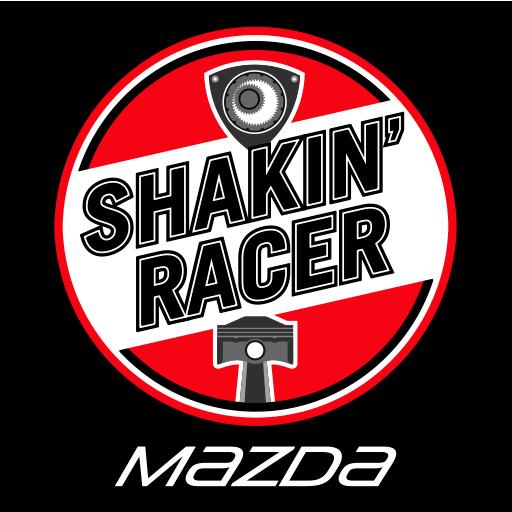 娱乐のSHAKIN' RACER LOGO-記事Game