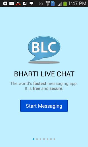 Bharti Live Chat