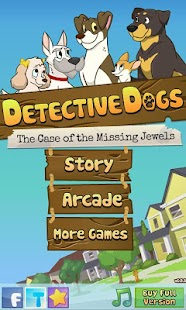 Detective Dogs Free- screenshot thumbnail