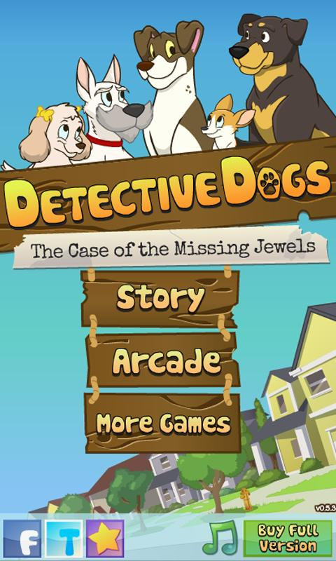 Detective Dogs Free- screenshot