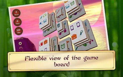 3D Mahjong Mountain - screenshot thumbnail