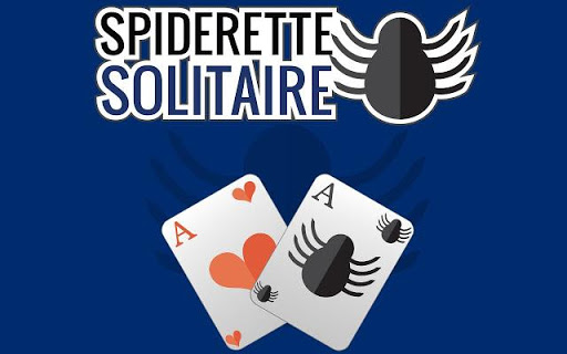 Spiderette Deck Game Card