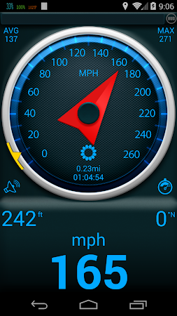 Gps Speedometer 1.3.2 screenshot 378906