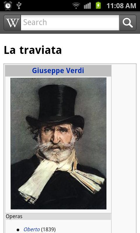 Verdi Opera La Traviata 2/4- screenshot