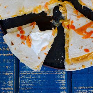 Double Decker Baked Quesadilla Recipe