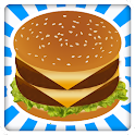 Burger Cooking Game icon