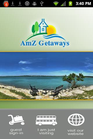AmZ Getaways - screenshot