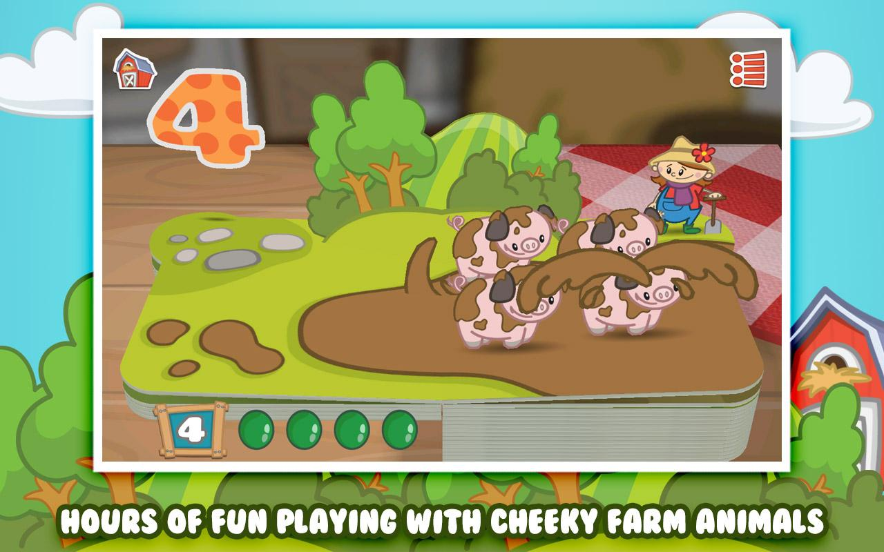 Farm 123 ~ StoryToys Jr. - screenshot