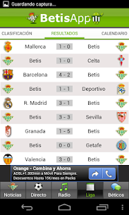 Betis App Lite - screenshot thumbnail