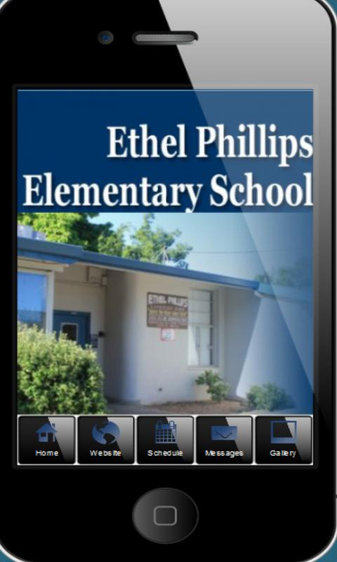 Ethel Phillips Elem. School - screenshot