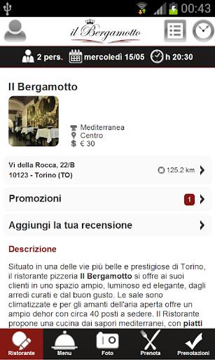 Il Bergamotto