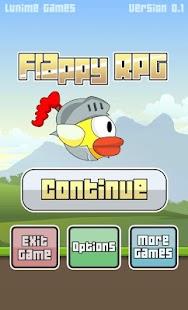 Flappy RPG