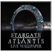 3D Atlantis Gate LWP