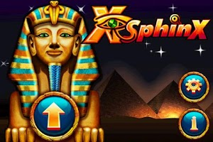 Screenshot of X-Sphinx
