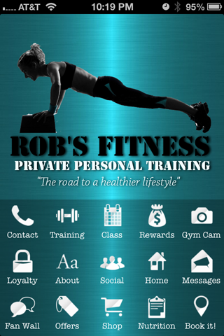 Rob's Fitness