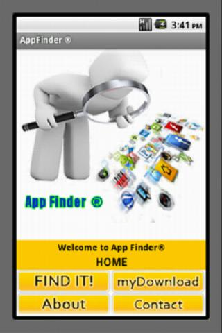 App Finder ® - screenshot