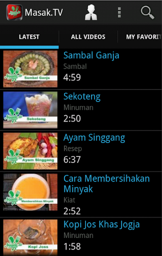 Resep Masakan Indonesia Pro
