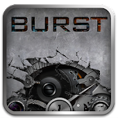 Burst GO LauncherEX Theme