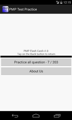 PMP Test Practice