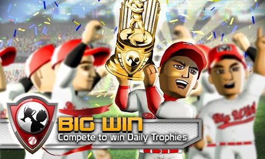 BIG WIN Baseball- screenshot thumbnail
