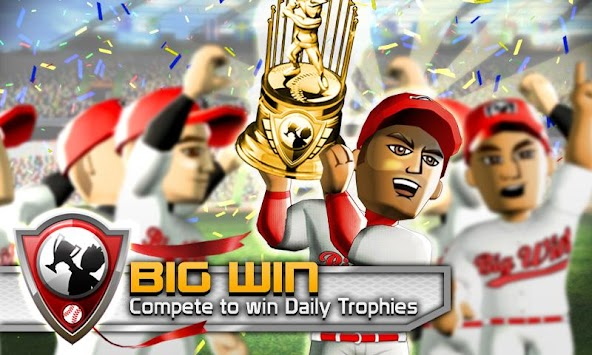 BIG WIN Baseball APK screenshot thumbnail 4