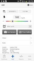 Screenshot of SmartLog