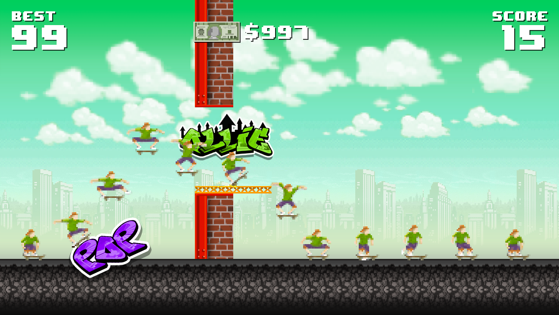 best skateboard games for android