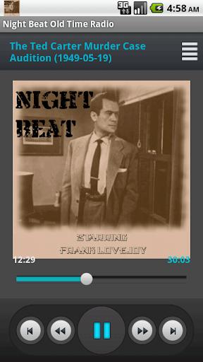 Night Beat - Old Time Radio