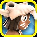 تحميل لعبة MANUGANU.apk لعبة مميزة جداً للاندرويد والهواتف الذكية برسومات 3D عالية الجودة