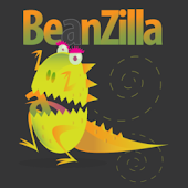BeanZilla - Arcade word game!