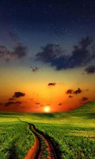 【免費攝影App】Fantasy Sunset Live Wallpaper-APP點子