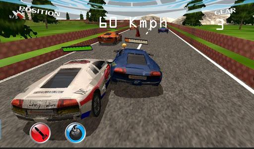 레이싱 3D 스포츠