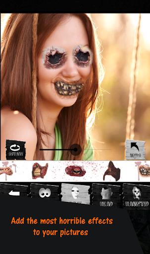 Halloween Face Changer