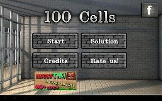 Screenshot of 100 Cells