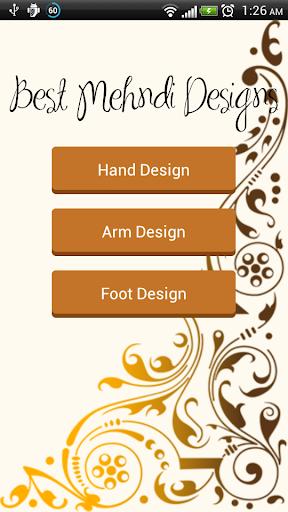 Best Mehndi Henna Eid Designs