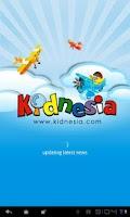 Screenshot of Kidnesia for Tablet
