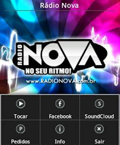 Radio Nova - No seu Ritmo screenshot 1