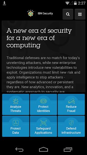 IBM Security Insights