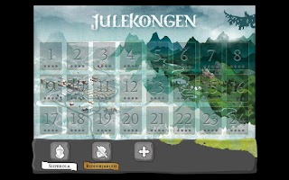 Screenshot of Julekongen